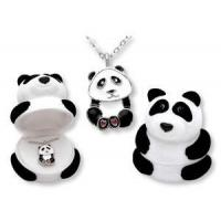 Quality Children's & Baby's Gifts Panda Pendant Necklace for Children for sale