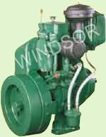 Buy cheap High Speed Single Cylinder Air Cooled from wholesalers