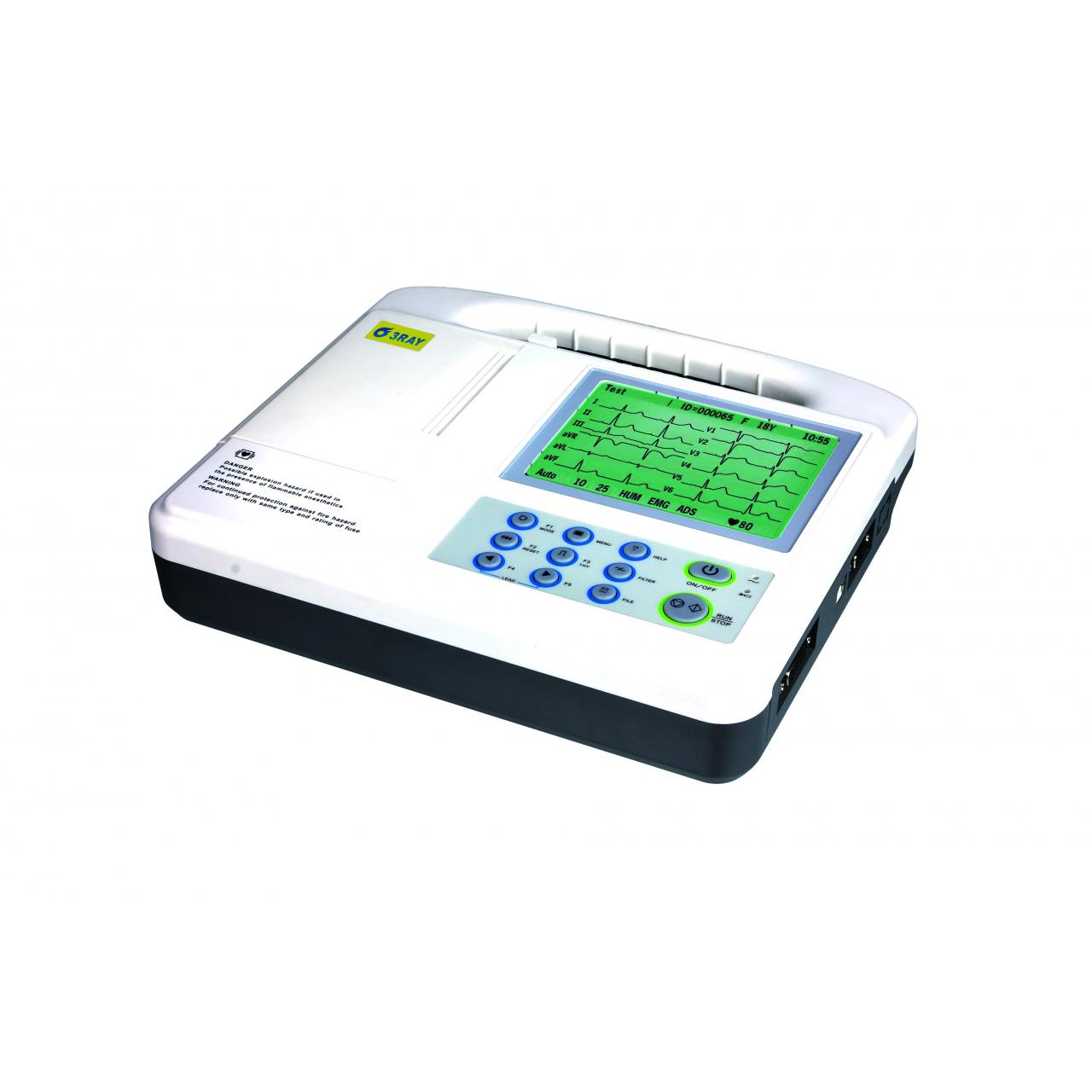 Buy cheap Imagine system 3 Channel ECG Machine LT-2 from wholesalers