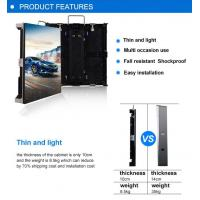 Buy cheap outdoor p3.91 p4 p4.81 p5 p6 kinglight led display screen rgb led video wall from wholesalers