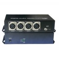 Buy cheap 4CH Balanced audio opitcal Converter from wholesalers
