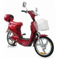 Electric Bike with Maximum Speed 23 to 26kph
