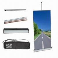 China Display Roller Banner Stand on sale